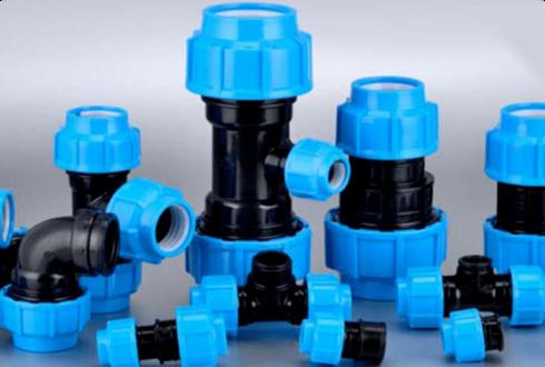 کاربرد اتصالات پیچی فشار قوی لوله پلی اتیلن